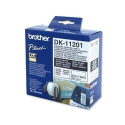 BROTHER MULTI LABELS 29 X 90 WHITE PAPER, DK11201, 400 STK.