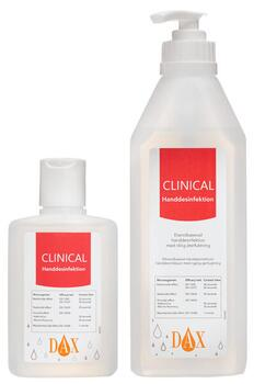 HÅNDDESINFEKTION DAX CLINICAL, 75%, 600 ML, 1 STK.